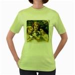 Vintage 1501558 1280 Women s Green T-Shirt