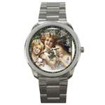 Vintage 1501558 1280 Sport Metal Watch