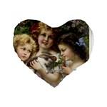 Vintage 1501558 1280 Standard 16  Premium Heart Shape Cushions