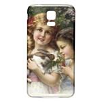 Vintage 1501558 1280 Samsung Galaxy S5 Back Case (White)