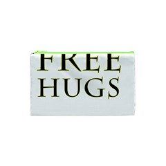 Freehugs Cosmetic Bag (xs) by cypryanus