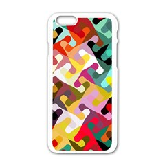 Colorful Shapes                         Motorola Moto E Hardshell Case by LalyLauraFLM