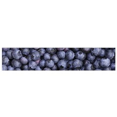 Blueberries 3 Small Flano Scarf by trendistuff