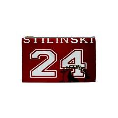 Stilinski Teen Wolf Beacon Hills Lacrosse Cosmetic Bag (small)  by Samandel