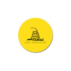 Gadsden Flag Don t Tread On Me Golf Ball Marker (10 Pack) by snek