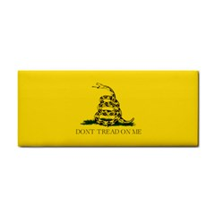 Gadsden Flag Don t Tread On Me Cosmetic Storage Cases by snek