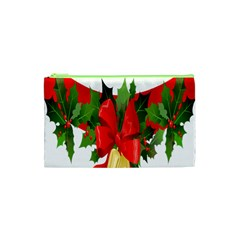 Christmas Clip Art Banners Clipart Best Cosmetic Bag (xs)