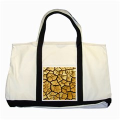 Dry Ground Two Tone Tote Bag