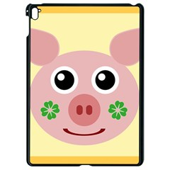 Luck Lucky Pig Pig Lucky Charm Apple Ipad Pro 9 7   Black Seamless Case by Sapixe