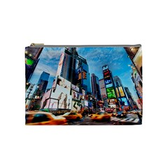 New York City Cosmetic Bag (medium)