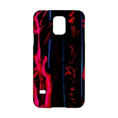 Calligraphy Samsung Galaxy S5 Hardshell Case  by bestdesignintheworld