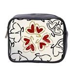Love Love hearts Mini Toiletries Bag 2-Side
