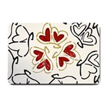 Love Love Hearts Small Doormat