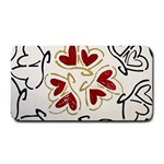 Love Love Hearts Medium Bar Mats