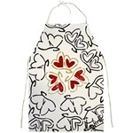 Love Love Hearts Full Print Aprons