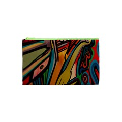 Vivid Colours Cosmetic Bag (xs) by Sapixe