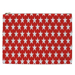 Star Christmas Advent Structure Cosmetic Bag (xxl)  by Sapixe