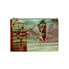 Hidden Strings Of Purity 1 Cosmetic Bag (medium)