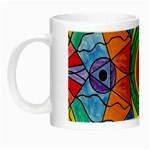 Arcturian Insight Grid - Glow in the Dark Mug