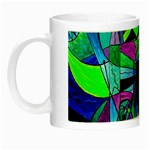 Arcturian Astral Travel Grid - Glow in the Dark Mug