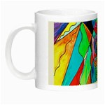 Arcturian Metamorphosis Grid - Glow in the Dark Mug