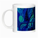 Arcturian Calming Grid - Glow in the Dark Mug