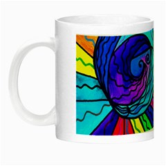 Centripetal - Glow In The Dark Mug