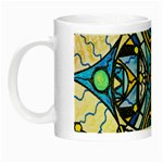 Sirian Solar Invocation Grid - Glow in the Dark Mug
