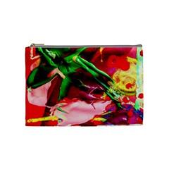 Red Cross 4 Cosmetic Bag (medium)  by bestdesignintheworld