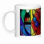 Arcturian Divine Order Grid - Glow in the Dark Mug