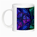 Arcturian Conjunction Grid - Glow in the Dark Mug