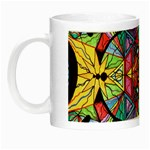 Arcturian Ascension Grid - Glow in the Dark Mug