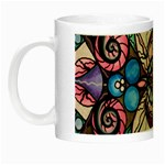 Arcturian Healing Lattice - Glow in the Dark Mug