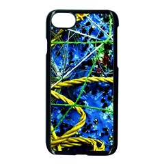 Moment Of The Haos 7 Apple Iphone 7 Seamless Case (black) by bestdesignintheworld