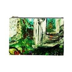 Gatchina Park 3 Cosmetic Bag (large)  by bestdesignintheworld