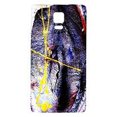 Egg In The Duck   Needle In The Egg 7 Galaxy Note 4 Back Case by bestdesignintheworld
