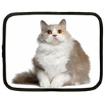 CuteFat Cat  Netbook Case (XL)  Front