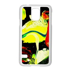 Drama 1 Samsung Galaxy S5 Case (white) by bestdesignintheworld