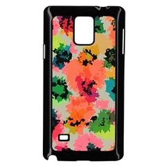 Colorful Spots                             Samsung Galaxy Note 4 Case (white) by LalyLauraFLM
