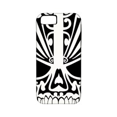 Tribal Sugar Skull Apple Iphone 5 Classic Hardshell Case (pc+silicone) by sherylchapmanphotography