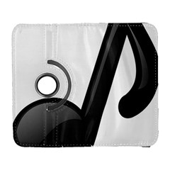 Music Note  Galaxy S3 (flip/folio) by StarvingArtisan