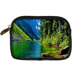 Beautiful Nature Lake Digital Camera Cases by Modern2018
