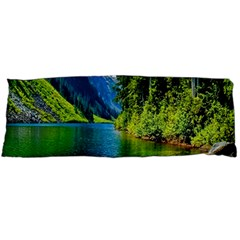 Beautiful Nature Lake Body Pillow Case (dakimakura) by Modern2018