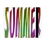 Summer Colorful Rainbow Typography Samsung Galaxy Tab Pro 8.4  Flip Case