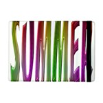 Summer Colorful Rainbow Typography iPad Mini 2 Flip Cases