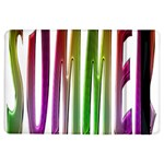 Summer Colorful Rainbow Typography iPad Air Flip