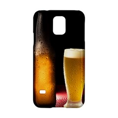 Cold Beer Samsung Galaxy S5 Hardshell Case  by goodart