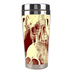 Skullsspooky Bywhacky Stainless Steel Travel Tumblers by bywhacky