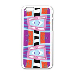 Mirrored Distorted Shapes                              Motorola Moto E Hardshell Case by LalyLauraFLM