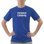 myspace Celebrity Men s Color T-Shirt